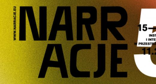 Logo Festiwal Narracje 2013