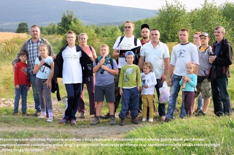Sołectwo Rębiszów-nominacja do Nagrody Super Samorząd 2013
